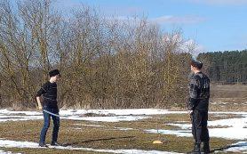Казаки приглашают смоленских подростков на занятия по фланкировке и рубке шашкой