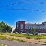 В Смоленске обновят фасад и территорию кожвендиспансера