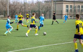 Юные смоленские футболисты стали четвертыми в России
