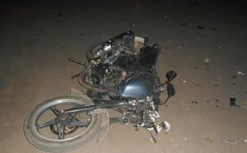 Мотоциклист ранен. В ГИБДД рассказали подробности ДТП в смоленском райцентре