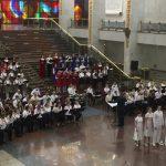 Юные смоленские музыканты приняли участие в праздничном концерте в Музее Победы