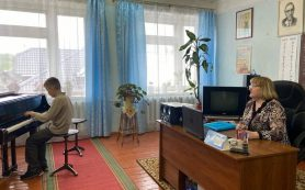 Руководители музея и школы искусств поделились предложениями по развитию Смоленщины