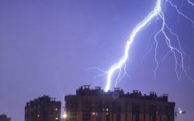 В Смоленской области сохраняется потенциально опасная погода