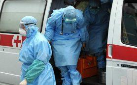 Коронавирус выявили в 10 районах Смоленской области за прошедшие сутки
