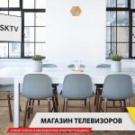 Функционирование магазина телевизоров MskTV