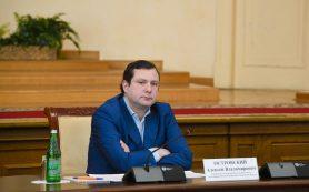 Алексей Островский попросил смолян не мусорить