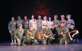 В Смоленске прошел IV Международный фестиваль патриотической песни