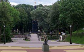 Стали известны дизайн-проекты, по которым благоустроят скверы Смоленска в 2022-м