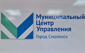 В Смоленске создают первый в регионе муниципальный центр управления