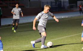 Футболист смоленского клуба «Красный» стал лучшим игроком матча Кубка ПФЛ «Переправа»