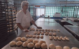 «Вяземский хлебокомбинат» возобновил работу кондитерского цеха после пожара