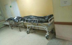 В Смоленской области увеличилась смертность от коронавируса за сутки