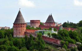Смоленская крепостная Стена вошла в топ-5 самых красивых каменных крепостей России