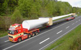 Автомобильные перевозки длинномерных грузов