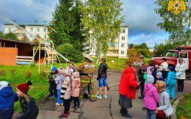 В Ельне в детском саду «Теремок» провели учебную эвакуацию