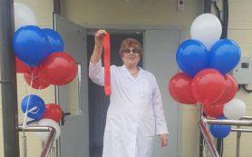 В Гагаринском районе открыли три фельдшерско-акушерских пункта