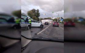 В полиции рассказали об обстоятельствах страшной аварии на Витебском шоссе в Смоленске