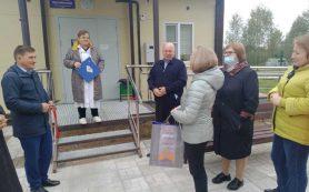 В Смоленске начали отапливать более 40% жилых домов