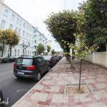 В Смоленске завершили основной ремонт улицы Глинки