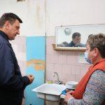 Игорь Ляхов окажет помощь с ремонтом общежития на улице Крупской в Смоленске