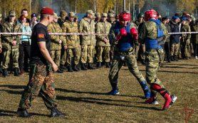 В Смоленской области прошли испытания на право ношения крапового берета