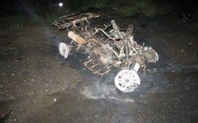 В Смоленской области водитель квадроцикла погиб в страшном ДТП