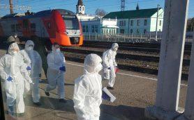 В Смоленской области 210 человек заразились коронавирусом за сутки